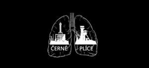 Černé plíce logo